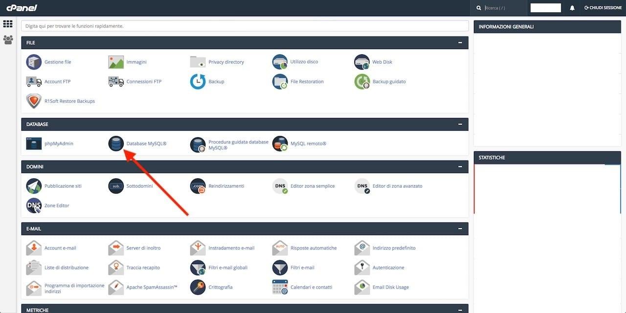 creare-database-cpanel